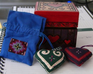 Hearts and Handwork