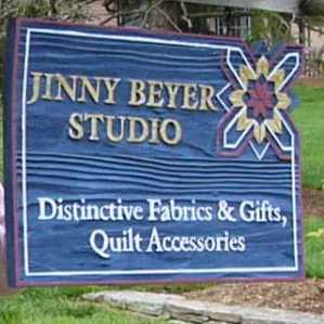Jinny Beyer's Studio