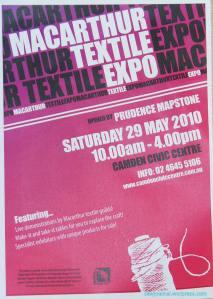 Macarthur Textile Challenge