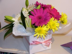 Mothers' Day flowers