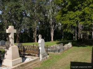 Cobbity churchyard