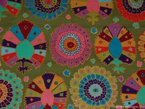 Turkish Delight by Kaffe Fassett