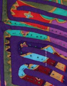 Morse code quilting (1)